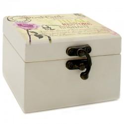 Caja aromaterapia - para 6 botes diseño F