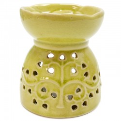 3 Quemadores aceite árbol de la vida - beige