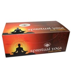 12 packs Incienso Green Tree - Yoga espiritual