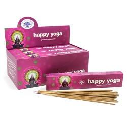 12 packs Incienso Green Tree - Feliz Yoga
