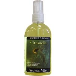 6 Spray aromático - citronela