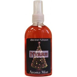 6 Spray aromático - mirra Navidad
