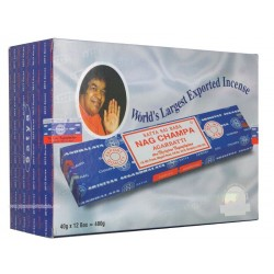 12 packs Nag Champa 40gm