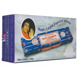 6 packs Nag Champa 100gm