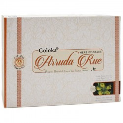 12 packs Goloka Masala - Ruda 15gr