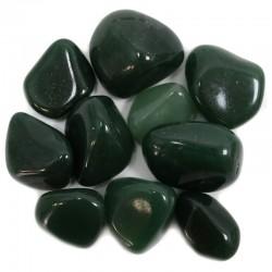 Piedras naturales irregulares - cuarzo verde 200gr.