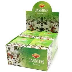 12 pack Conos incienso Sac - jazmín