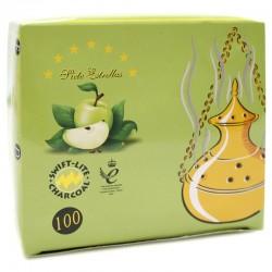 10 packs Caja carbón vegetal 7 estrellas