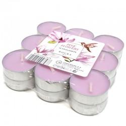 3 Packs 18 velas nightlights - rosa