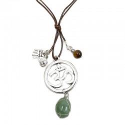 3 Colgantes om jade
