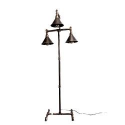 Lámpara de suelo 3 focos