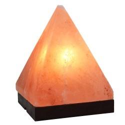 Lámpara sal pirámide 3-4Kg