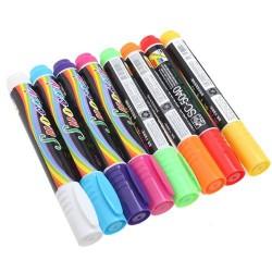 8 Rotuladores fino - 8 colores