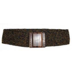 Cinturón multicolor - metálico