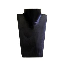 Expositor para Collar negro 15cm