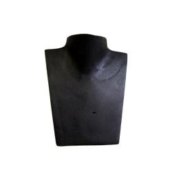 Expositor para Collar negro 10cm