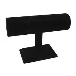 Expositor barras negro - 18cm