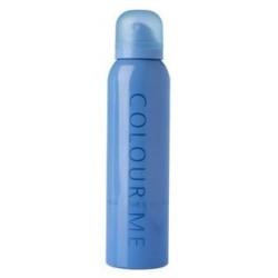 2 Color me Sky Blue 150ml Body Spray - 01C1CFB
