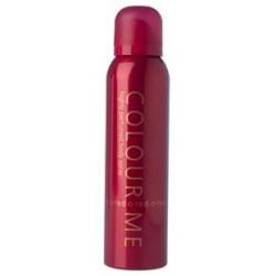 2 Color me Red 150ml Body Spray - 01C1CFR