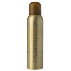 2 Color me Gold 150ml Body Spray - 01C1CHV