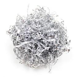 Viruta polipropileno plata 0,5 Kg