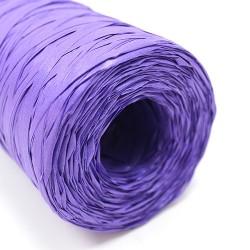 Rollo rafia sintética violeta 200m