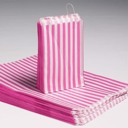 Bolsas candy (1000) - Rosa 25 x 35.5cm