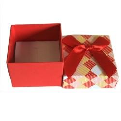 24 Cajas para anillo - Rombos surtidas