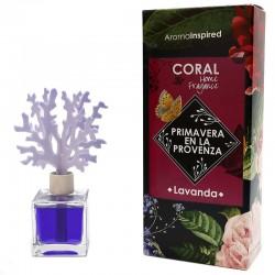 Mikado coral aroma lavanda 100 ml.