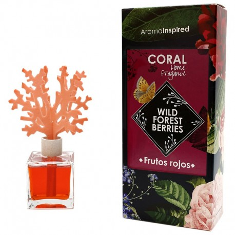 Mikado coral aroma frutos rojos 100 ml.