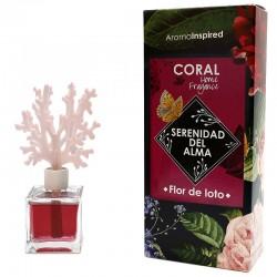 Mikado coral aroma flor de loto 100 ml.