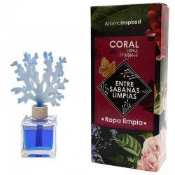 Mikado coral aroma ropa limpia 100 ml.