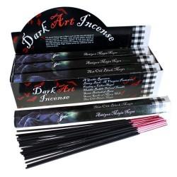 300 Incienso Antigua magia negra (cartón)