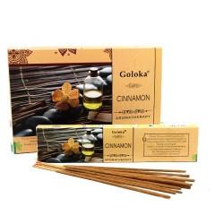 12 Goloka aromaterapia canela