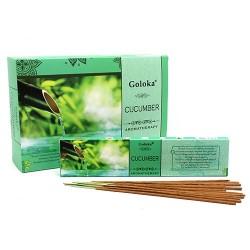 12 Goloka aromaterapia pepino