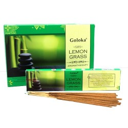 Goloka aromaterapia lemon grass