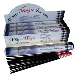 300 Incienso conjuro de Magia Blanca(Cartón)