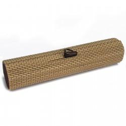 10 Cajas tubo natural 21.5cm