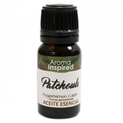 Aceite esencial patchouli