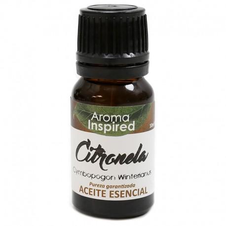 Aceite esencial citronela