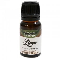Aceite esencial lima