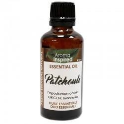 Aceite esencial pachuli 50 ml
