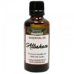 Aceite esencial albahaca 50 ml