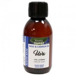Aceite base uva