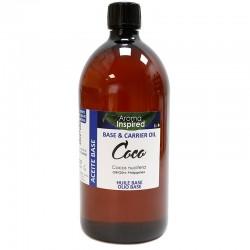 Aceite base coco 1L