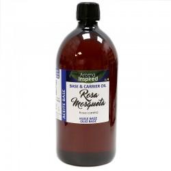 Aceite base rosa mosqueta 1L