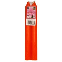 6 Packs 2 velas aromáticas - naranja