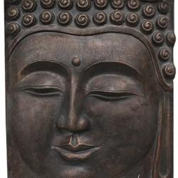 2 Placas Buda cobre 100x80cm
