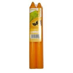 6 Packs 2 velas aromáticas - tropical