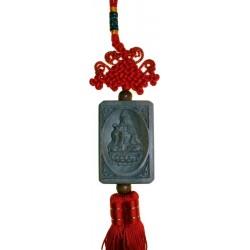 2 Colgantes Feng Shui - Buda prosperidad